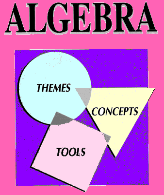 algebra themes tools concepts www mathedpage org